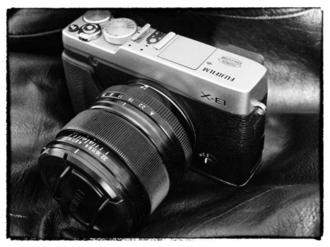 Camera At The Crossroads: The Fujifilm XE-1 - Forbes | Fuji XE-1 | Scoop.it