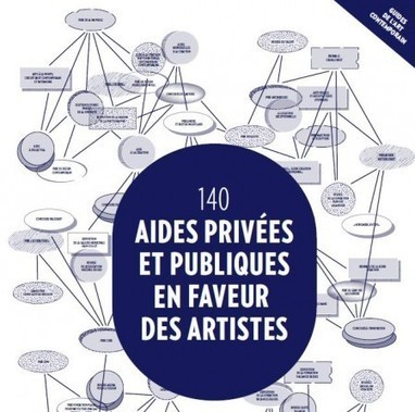 140 aides privées et publiques pour les artistes : Télécharger le guide ! | Time to Learn | Scoop.it