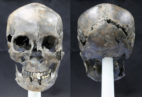 Elongated skull from Silla culture unearthed in Korea | Histoire et Archéologie | Scoop.it