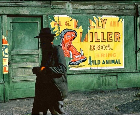 Wonderful Color Photographs Of Street Scenes From Between The 1950s And 1970s | Quirky (with a dash of genius)! | Scoop.it