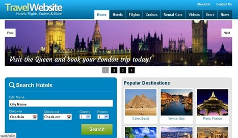 Buy Travel Booking Website at Just $600 | Ready Made Niche Websites for Sale | Scoop.it