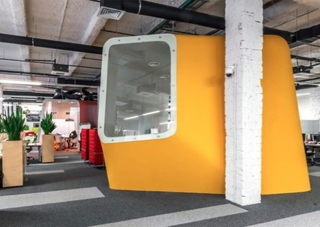 Webinar Gary Micinunas : les transformations du lieu de travail | Le Troisième Oeuvre | Digital Marketing | Scoop.it
