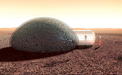 Space architecture: Six buildings for the final frontier | The Long Poiesis | Scoop.it
