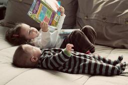 Beneficios de la literatura en la primera infancia - Acercar los bebés a los libros | Formar lectores en un mundo visual | Scoop.it