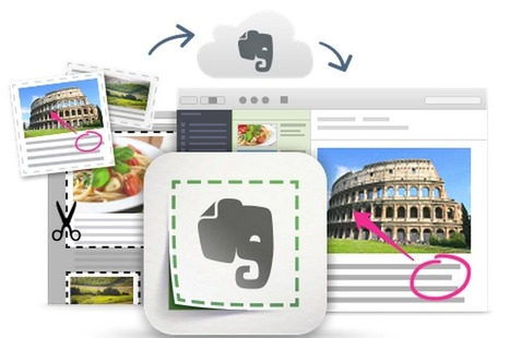 5 Good iPad Apps to Use with Your Evernote ~ Educational Technology and Mobile Learning | Educational Technology | Scoop.it