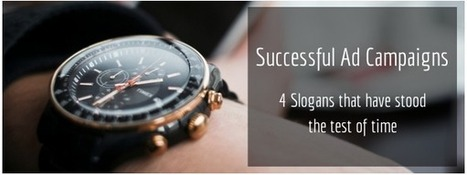 Successful Engagement Advertising Slogans | Ad Campaigns That Lasted | Brand Advertising | Scoop.it
