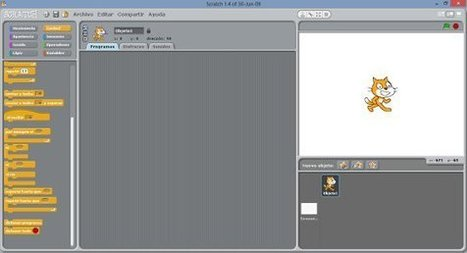 Programar un minijuego con Scratch | tecno4 | Scoop.it
