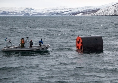 Submariners test amazing rescue capsule | Naval Defence | Scoop.it