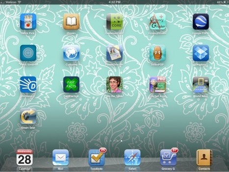 Technology Timesavers for Teachers - myTeachersLounge   mobile devices and apps in the classroom   Scoop.it