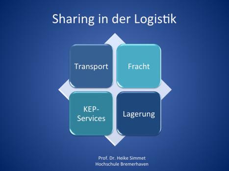 Sharing Economy: Ein neuer Trend in der Logistik | Sharing Economy | Scoop.it