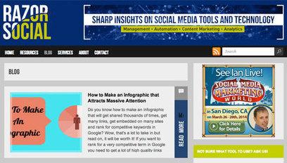 Top 10 Social Media Blogs, The 2014 Winners! | Links sobre Marketing, SEO y Social Media | Scoop.it