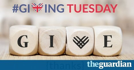 How charities can take advantage of Giving Tuesday | Social Enterprise- Business, Management, leadership | Scoop.it
