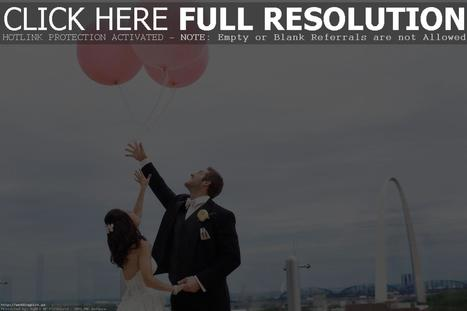 Outdoor Wedding Photos Seasons with Balloons - Wedding HD Pictures | News | Scoop.it