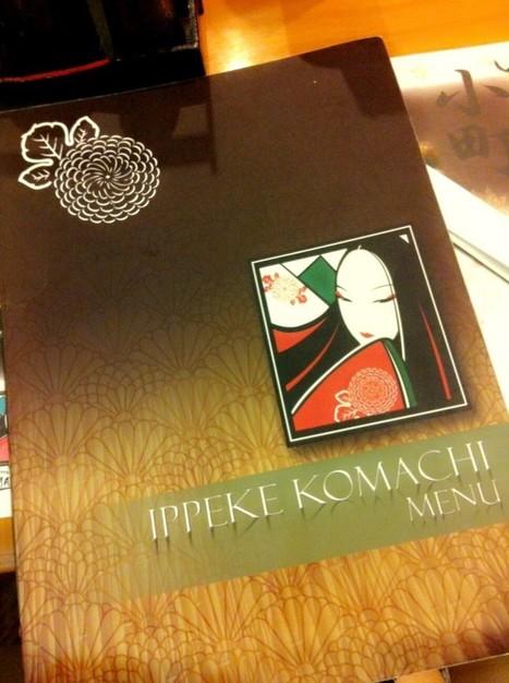 Eating at Ippeke Komachi ❤ | Cute-Pop | Scoop.it