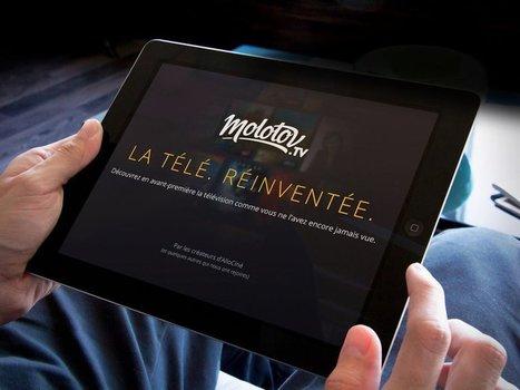 Molotov : le bouquet de TV réinventé à l'ère de Netflix   OTT Services, Netflix, Amazon, Yahoo & Co   Scoop.it