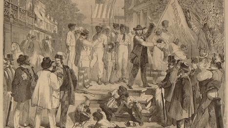 28/09/2016 - L'ONU recommande aux États-Unis de dédommager les descendants d'esclaves - | infos-web | Scoop.it