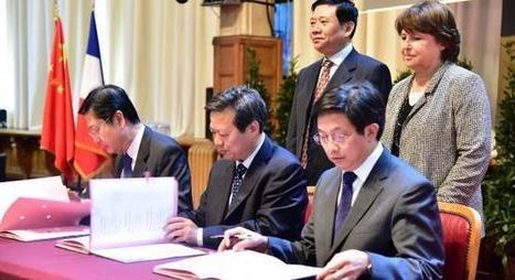 La première «ville durable» franco-chinoise signe son acte de naissance à Lille | Economies du Futur ! | Scoop.it