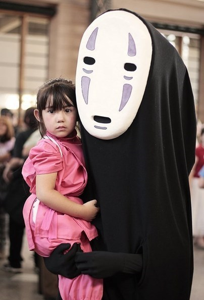 This Parent/Child Cosplay Gets Spirited Away | Stuff that Tweaks | Scoop.it