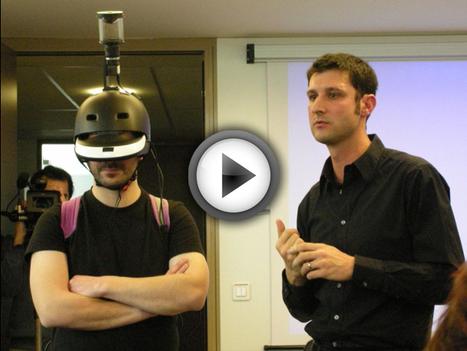 FlyViz, le casque qui permet de voir à 360 degrés | Art, Design and Imagination | Scoop.it