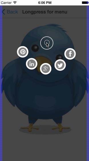 GHContextMenu | iOS Dev | Scoop.it