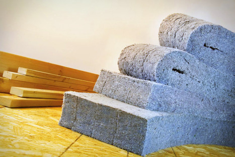 RECYCLED DENIM INSULATION | Earth Friendly Living | Scoop.it
