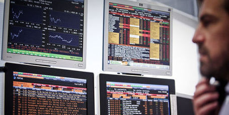 "Trading algorithmique : mobilisation contre la ""menace"" des ordinateurs boursiers 