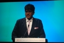 "Sherman Alexie: Librarians Are My Superheroes | American Libraries Magazine | Buffy Hamilton's Unquiet Commonplace ""Book"" 