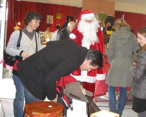 Pibrac. Le marché de Noël des Fourmis Créatives - LaDépêche.fr | Pibrac sur la Toile | Scoop.it