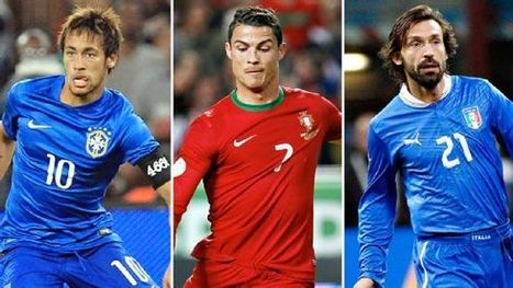 World Cup's top player at every age - ESPN | World Cup 2014 | Scoop.it