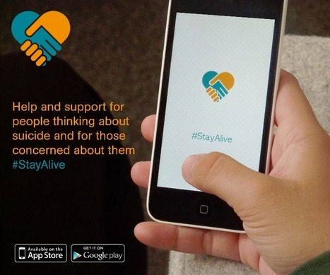 Stay Alive - UK's 1st Suicide Prevention App | CounsellorsUK | Scoop.it