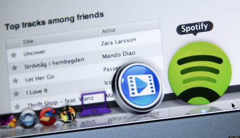 Spotify Gets Aggressive As Google And Apple Launch Streaming Services... | ...Music Business News... | Scoop.it