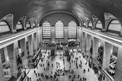 New York City - Grand Central - Private Tour ... | NY Through the Lens - New York City Photography | test | Scoop.it