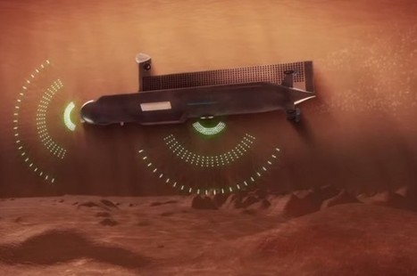 NASA Wants To Use A Submarine To Explore Titan's Kraken Ocean   Amazing Science   Scoop.it