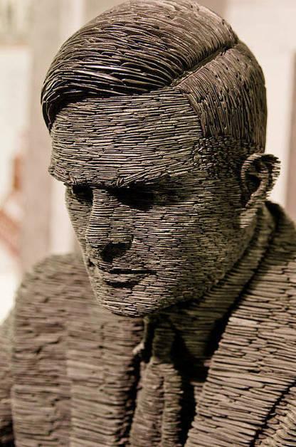 7 juin 1954 mort d'Alan Turing | Racines de l'Art | Scoop.it