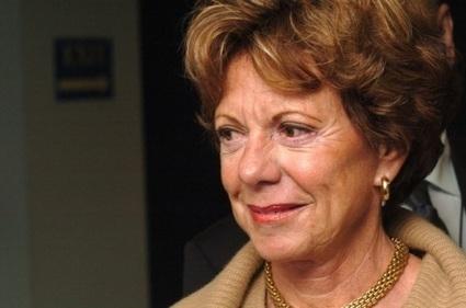 Concurrence, NTIC : le baroud d'honneur de Neelie Kroes - ZDNet France | Informatique Romande | Scoop.it