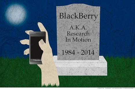 BlackBerry: Not dead yet! Seriously. - The Buzz  - Investment and Stock Market News | EconMatters | Scoop.it