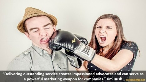 Punch Up the Customer Experience - Business 2 Community | Digital-News on Scoop.it today | Scoop.it