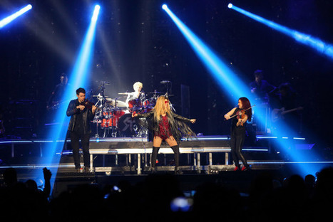 "Concert review: Shania Twain bids farewell to Atlanta with slick spectacle | Atlanta Music Scene with Melissa Ruggieri | Buffy Hamilton's Unquiet Commonplace ""Book"" 