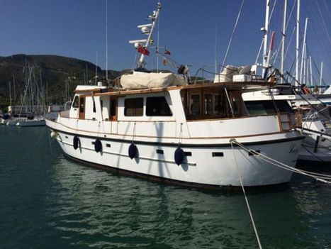 Cheoy Lee 66 Long Range de 1978 - ESPAGNE 380.000 euros TTC. Pavillon Hollandais | Barcelona Yachting | Scoop.it