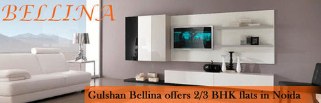 Gulshan homz Bellina-Best Housing Venture in Noida Extension | Real Estate-Residential and Commercial Property | Scoop.it