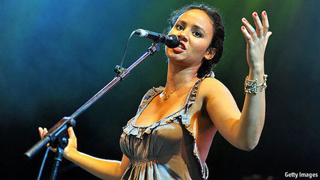 Cape Verde's music lives on | Mayra Andrade | Scoop.it