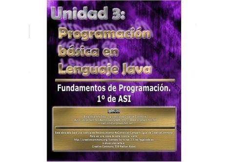 Programación Básica en Java, un manual gratuito para iniciarse en este lenguaje de programación | Aplicación de la programación en los videojuegos en EEUU en los últimos 5 años | Scoop.it