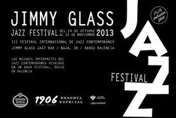 Festival Jazz en Jimmy Glass | Jazz en Valencia | Accessories for wind instruments - saxophone and clarinet | Scoop.it
