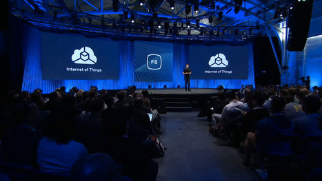 Facebook's next step to world domination is the Internet of Things   Peer2Politics   Scoop.it