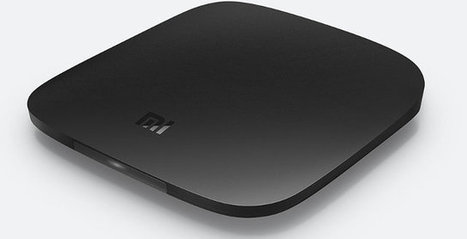 Xiaomi Unveils $64 Mi Box Pro TV Box Powered by Amlogic S802 SoC | Embedded Software | Scoop.it