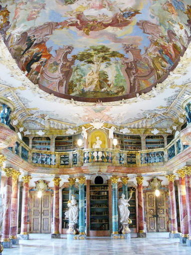 10 Most Beautiful Libraries Around Europe | enjoy yourself | Scoop.it