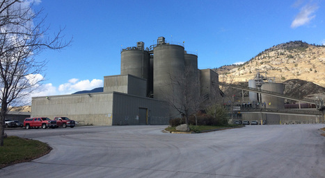 Lafarge to close Kamloops cement plant; 36 full-time employees affected - Kamloops This Week   CARBIDE TV The Machinist Channel   Scoop.it