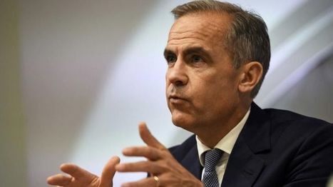 Mark Carney hits the reassurance button - BBC News | Y1 Macro: UK Economy | Scoop.it