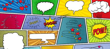 7 ferramentas para criar histórias em quadrinhos com os alunos | Serious Play | Scoop.it