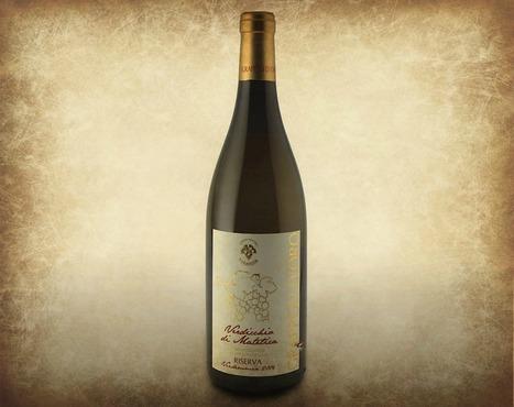 Grappoli d´Oro, Verdicchio di Matelica DOCG Riserva Vini Maraviglia | Wines and People | Scoop.it